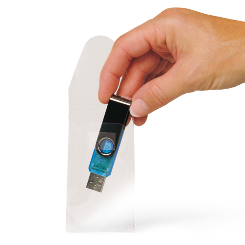 3L Self-Adhesive USB Pockets