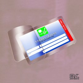 3L Self-Laminating Cards, Credit Card, Business Card & Letter Size