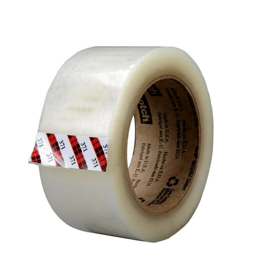 3M #371 Clear Sealing Tape