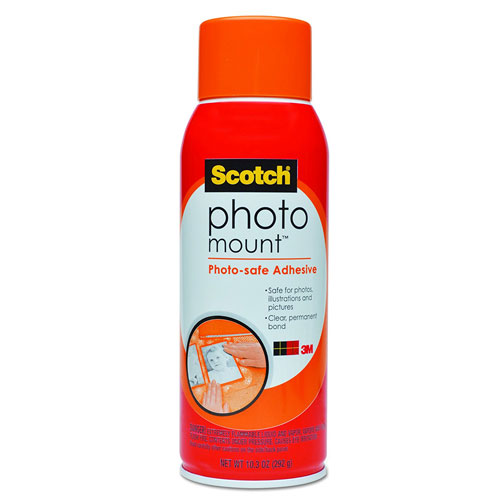 3M Scotch Photo Mount Spray Adhesive