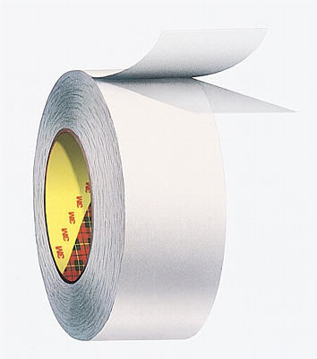 3M #665 Double Coated UPVC Film Tape - 1/2""