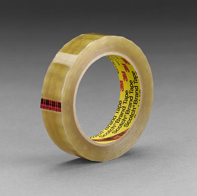 3M #681 Transparent Film Tape 1/2""
