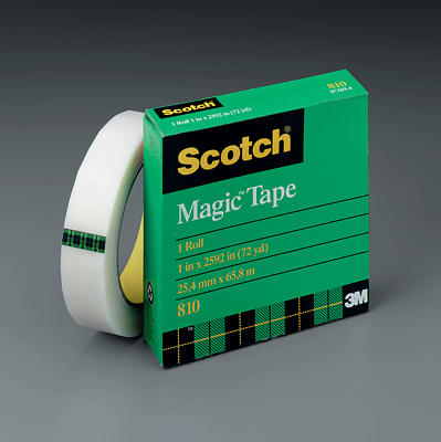 3M #810 Magic Mending Tape