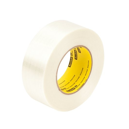 3M #898 High Performance Filament Tape - 1""
