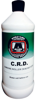 Allied C.R.D. Chrome Roller Cleaner and Desensitizer