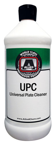 Allied UPC (Universal) Plate Cleaner
