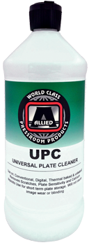 Allied Universal Plate Cleaner