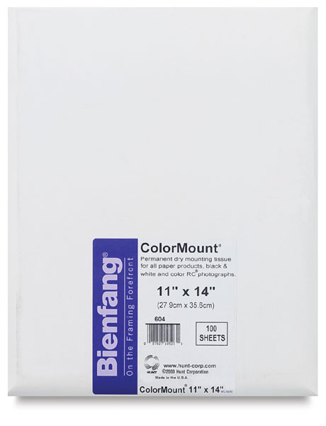 Bienfang ColorMount Tissue