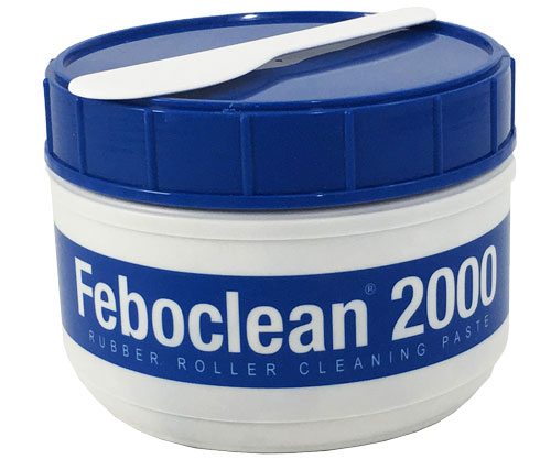 Feboclean 2000 Paste for Cleaning/Deglazing Rollers