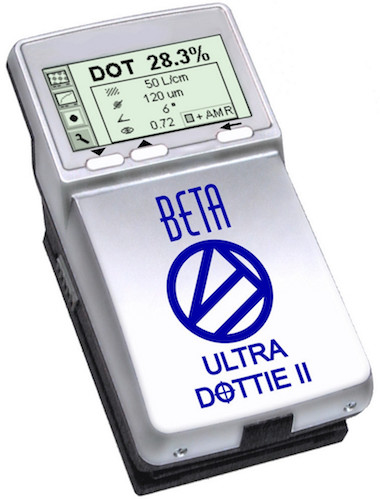 Ultra Dottie II - CTP Calibration/Halftone Analyzers