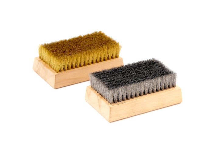 Block Brushes for Anilox Rollers