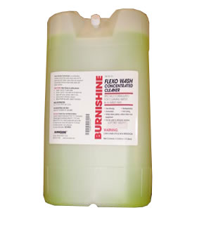 Burnishine Flexo Cleaner Concentrate