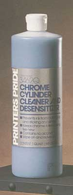 Printers Pride Chrome Cylinder Cleaner/Desensitizer C.C.C.
