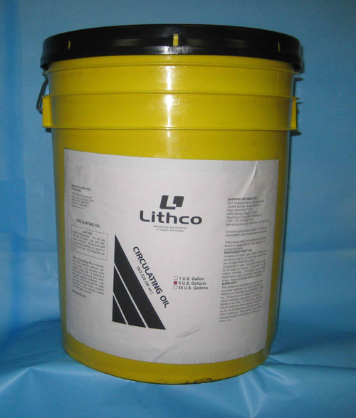 Lithco Circulating & Gear Oil 220 EP