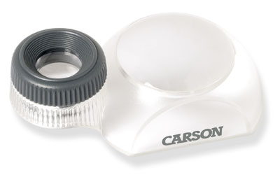 Carson DV-30 3X and 12X DualView™ Loupe