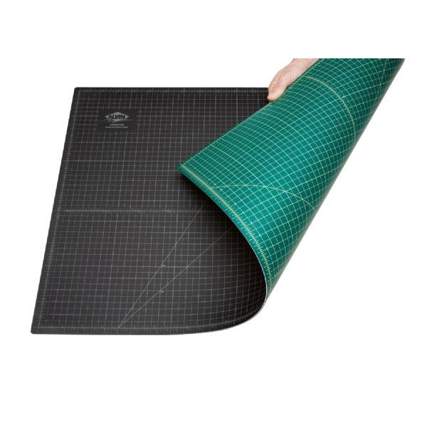 Alvin GBM Series Green/Black Professional Self-Healing Cutting Mat
