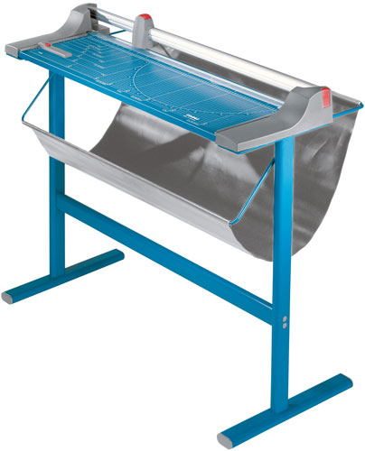Dahle Large Format Rolling Trimmers with Stands - Premium Series