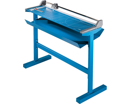 Dahle Large Format Rolling Trimmers with Stands - Professional Series