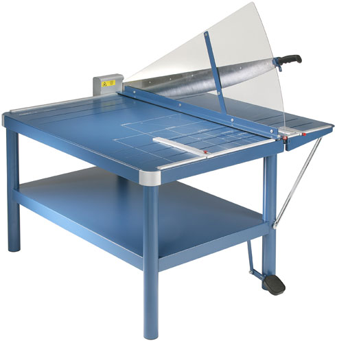 Dahle Premium Large Format Guillotines with Stand