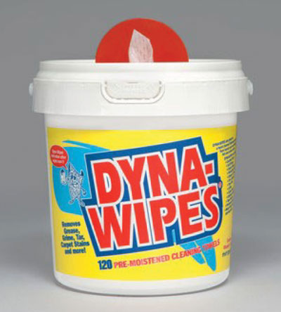 "DYNA-WIPES - 9"" x 11"""