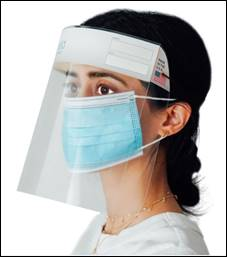 AcuShield Protective Face Shield
