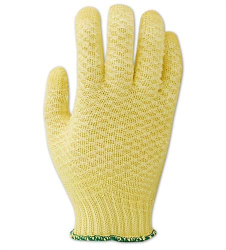 Ansell Goldknit Kriss-Cross Kevlar Gloves - Large
