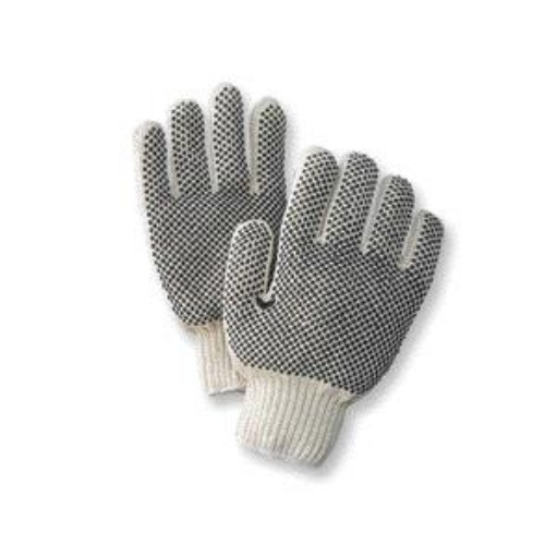 Lithco Two-Sided PVC Dot String Gloves