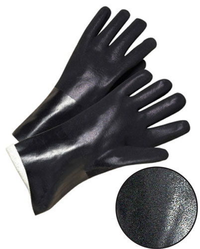 "Lithco ""Double Dipped"" PVC Coated Gloves"