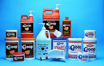 Goop Hand Cleaners