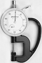 #4451G-M Dial Thickness Gauge Metric