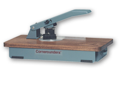 CR-50B Desk Top Heavy-Duty Cornerounder
