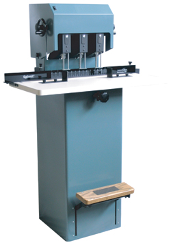 FMM-3 Two-inch 3-Spindle Floor Model Drill
