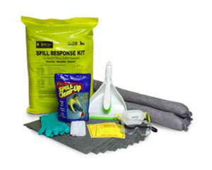 Lithco Hazardous Spill Kit Pack for Vehicles