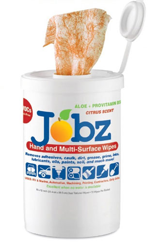 Jobz Hand and Multi-Surface Wipes
