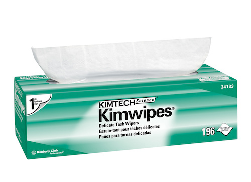 "Kimtech Science Kimwipes Delicate Task Wipers - 11.8"" x 11.8"""