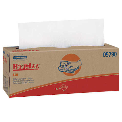 "Wypall L40 Wipers - 16.4"" x 9.8"""