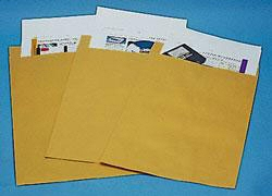 Job Jacket & Storage Envelopes