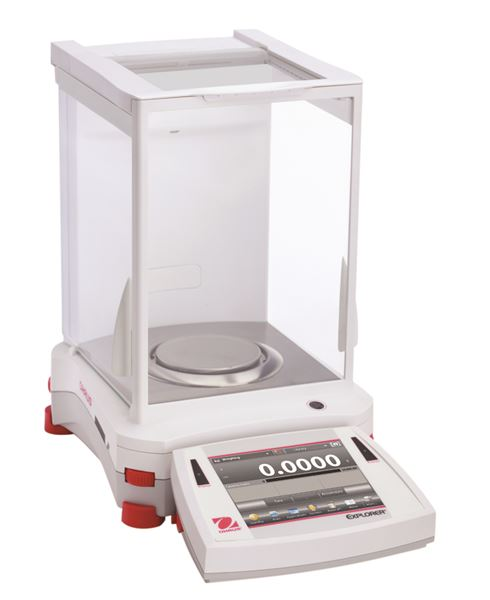 Ohaus Explorer Analytical Balance (220g X 0.1mg)