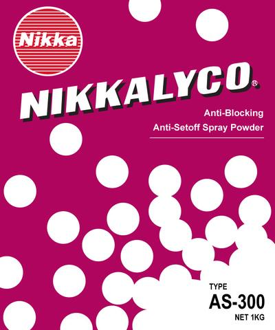 Nikkalyco Spray Powder - General Printing Coated Type