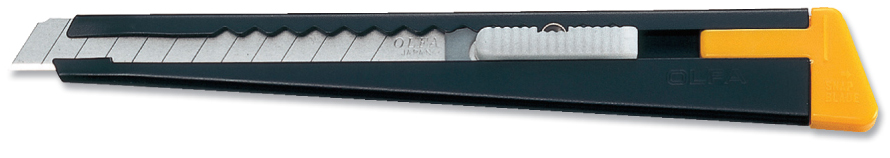 OLFA Multi-Purpose Metal Handle Utility Knife (180)