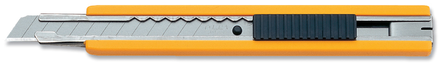 OLFA Slide Lock Utility Knife (A)