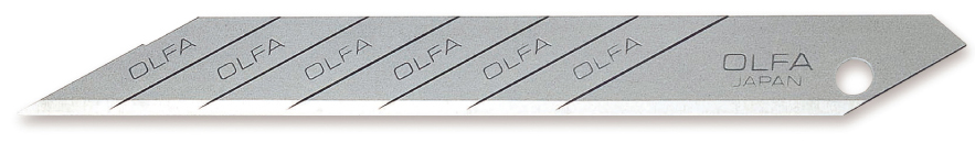 OLFA Snap-Off Art Blades (A1160B)