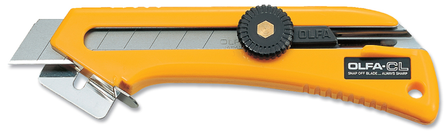 OLFA 90º Cutting Base Utility Knife (CL)