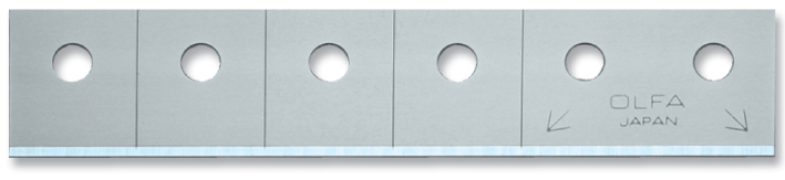 OLFA Carton Cutter Snap-Off Blades (CTB)