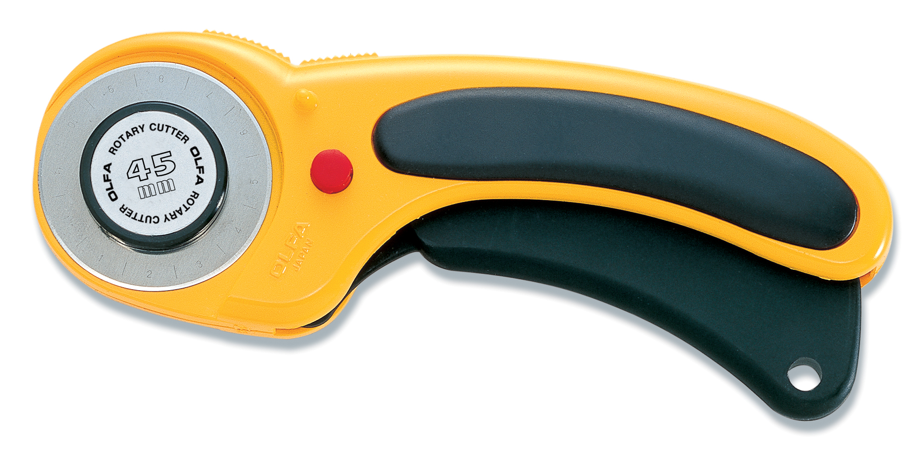 OLFA 45mm Ergonomic Rotary Cutter (RTY-2/DX)