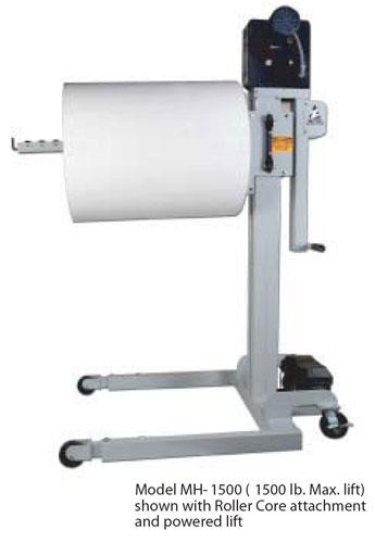 Roll Handling Cart Rollrunner Mh1500 Series 5 712 00