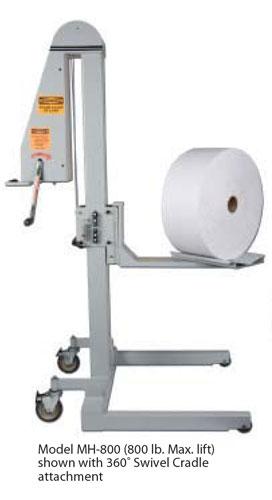 Roll Handling Cart Rollrunner Mh800 Series 3 792 00 Gwj