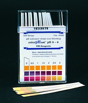 pH Meters & Test Strips