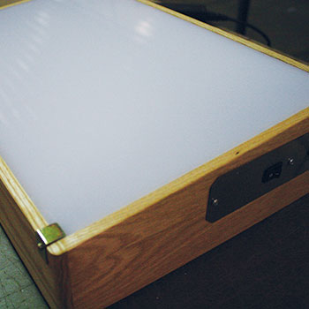 Porta-Trace LED Wood Light Boxes