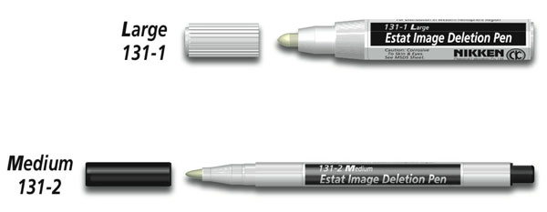 Nikken Estat Image Deletion Pens